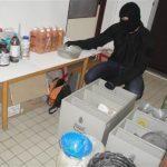 Policie chytla na Mostecku výrobce pervitinu