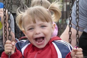 Dětský den a kácení máje
