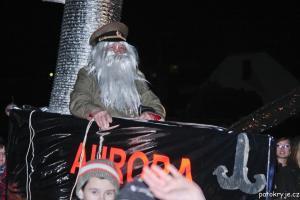Lampionový průvod 2012