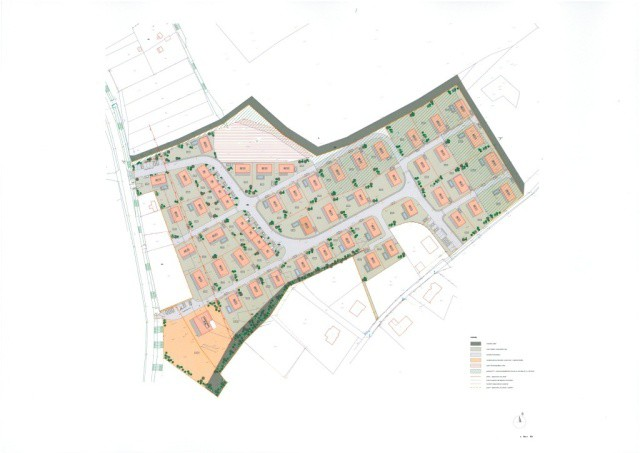 Patokryje - urbanistická studie