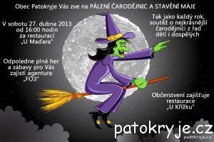 Čarodějnice 2013