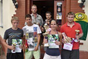 I. ročník turnaje v šipkách a ve fotbálku