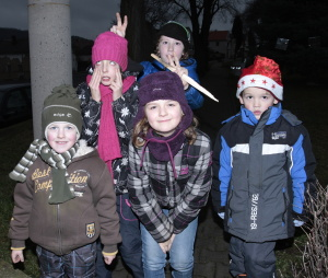 Nejmladší účastníci :-)