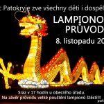 Lampionový průvod 2014