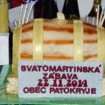 Fotografie ze Svatomartinské zábavy 2014