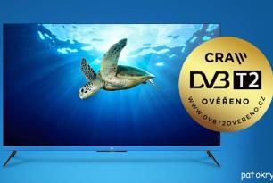 Přechod na digitální vysílání DVB-T2