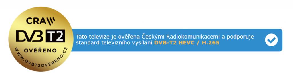 DVBT2 - ověřeno