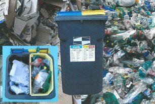 DUO nádoby na tříděný odpad