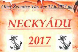 Pozvánka do obce Želenice