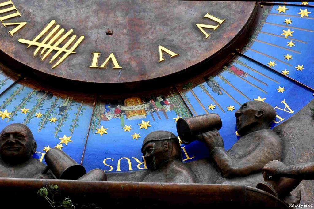 Chmelařský orloj