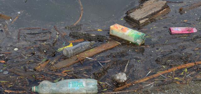 Za rybník čistější :-)