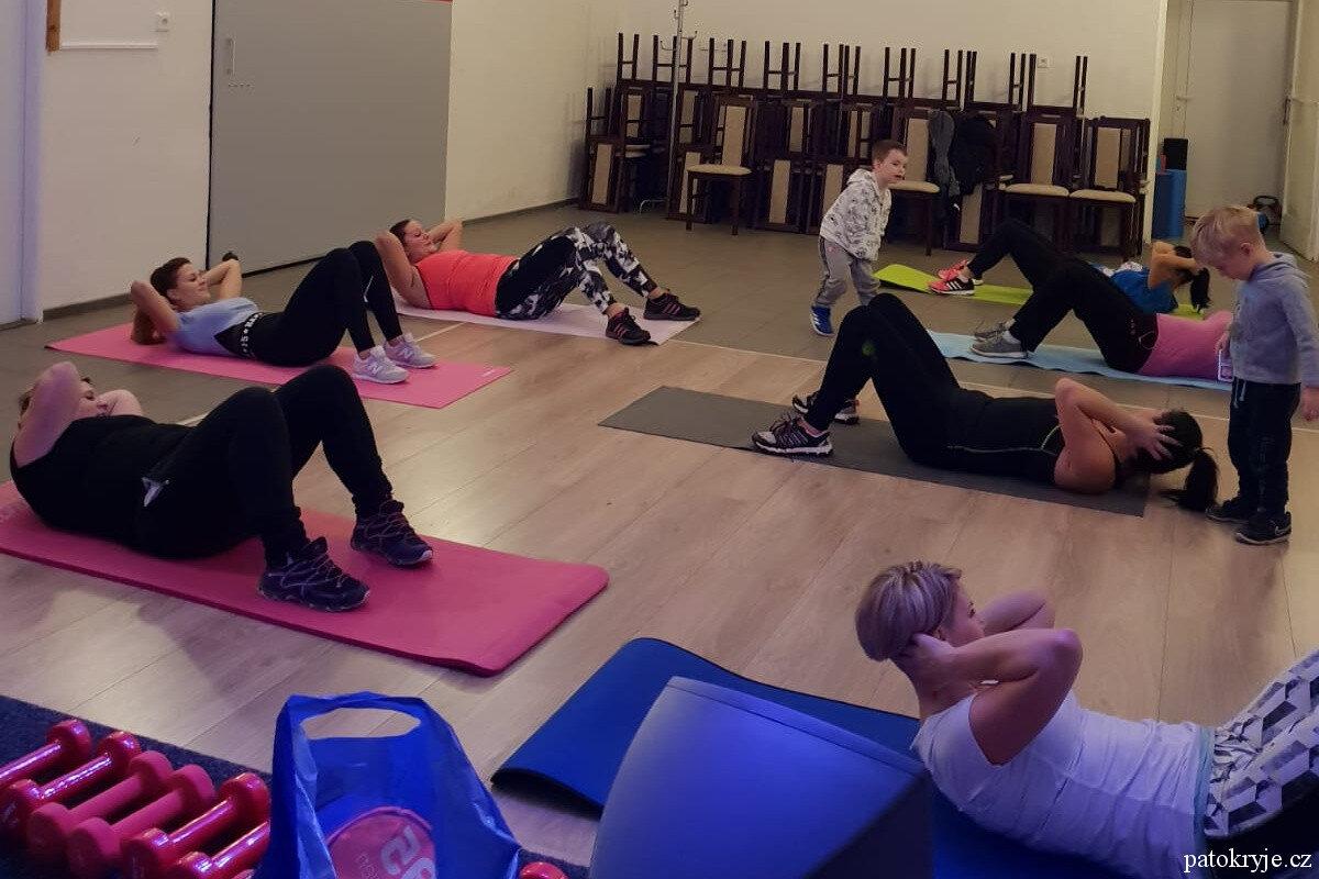 Cvičíme
