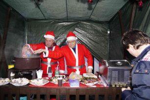 Pozvánka na svařák a vánoční mši