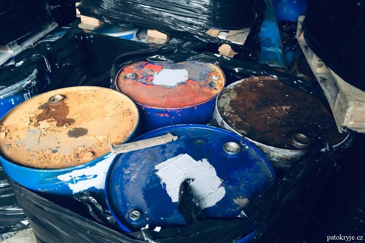 nebezpecny odpad