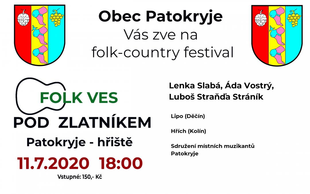 Folk – country festival