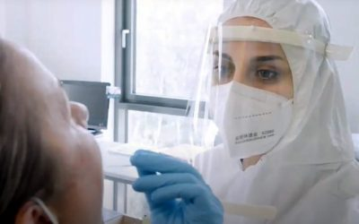 Antigenní testování na COVID-19