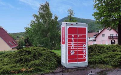 Z-BOX v obci